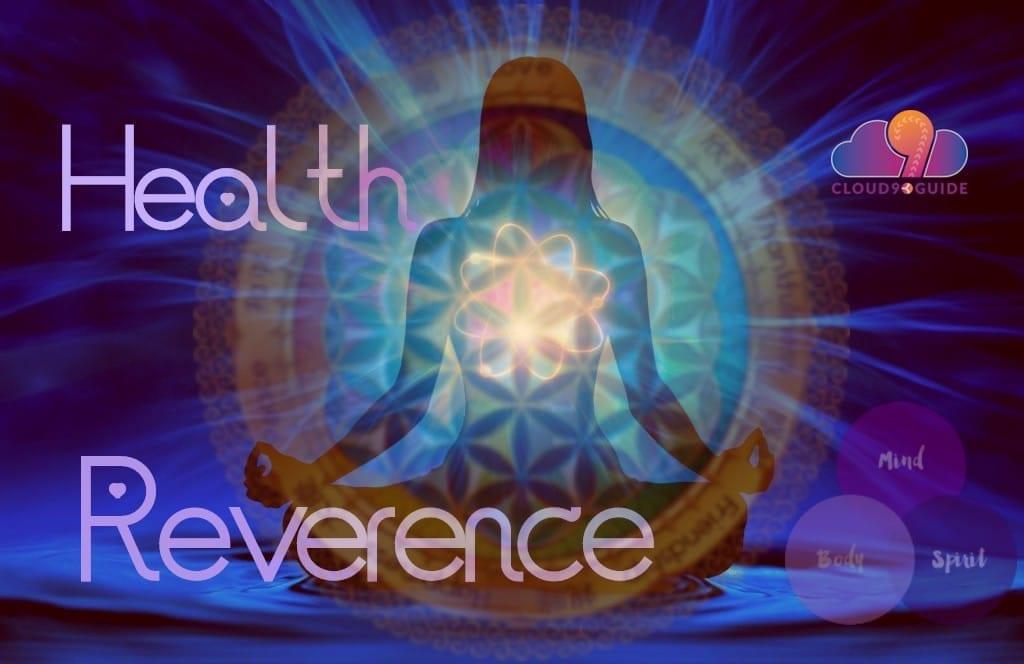 Health Well-Being Wellness - Cloud 9 Guide