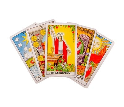 Tarot Services Cards