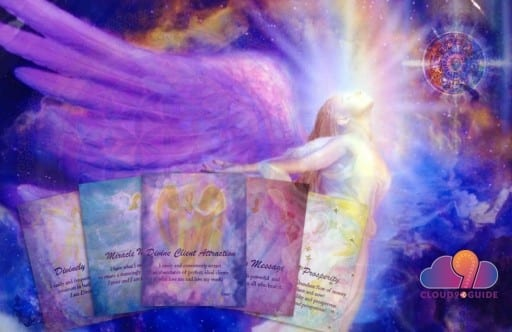 Angel Readings - How do you talk to an Angel - Cloud 9 Guide