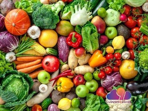 Healing Diet Goals to Help you Heal - Cloud 9 Guide